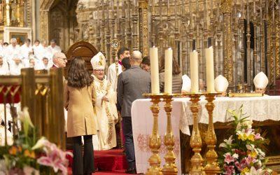 """""""Siguiendo sus huellas"""": Carta Pastoral a las Hermandades y Cofradías de la Archidiócesis"""
