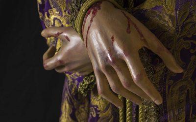 Besapié y reposición al culto de Nuestro Padre Jesús Nazareno